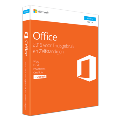 Microsoft Office Home & Business 2016,NL